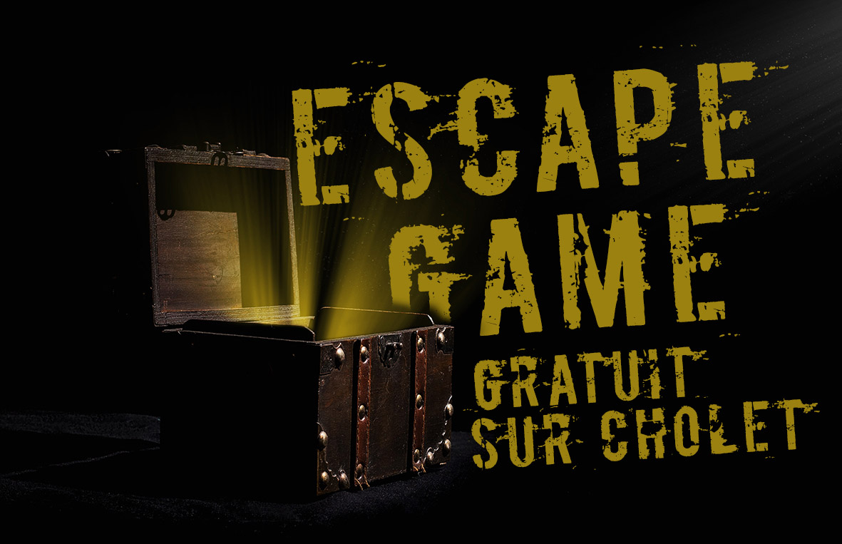 pk3 escape game cholet