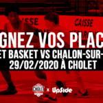 Cholet Basket upside
