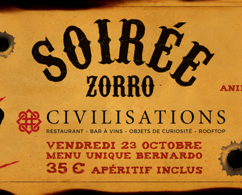 Civilisations-Zorro